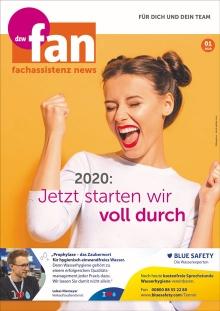 Ab 2020 erscheint 'FAN' als eigenständiges Monatsmagazin (Foto: ZFV)